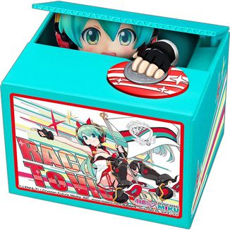Racing Miku 2020 Figure Chatting Bank 006 Hatsune MIku GT Project