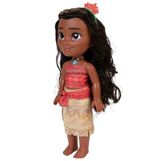 Muñeca Vaiana Moana Disney 38 cm