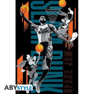 Poster Tune Squad Space Jam 91.5 x 61 cms