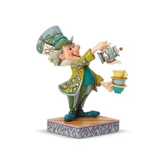 Figure Mad Hatter Alice in Wonderland Disney