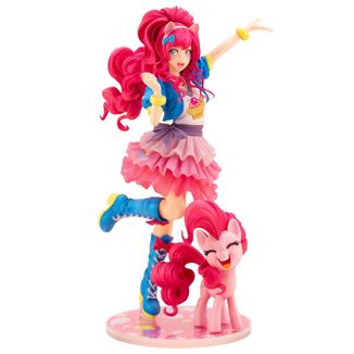 Figura Pinkie Pie My Little Pony Bishoujo