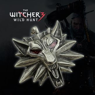 Colgante The Witcher