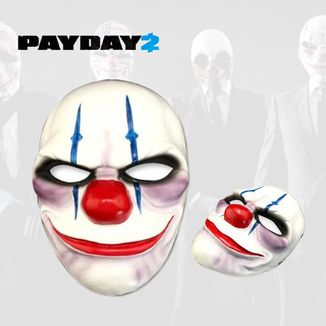 Máscara Chains- Payday 2
