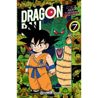 Dragon Ball Color: Origen  #07
