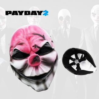 Hoxton's mask - Payday 2