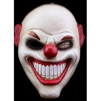 Máscara de resina - Payaso