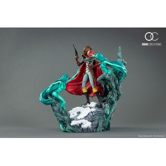 Estatua Albator 78 Captain Harlock