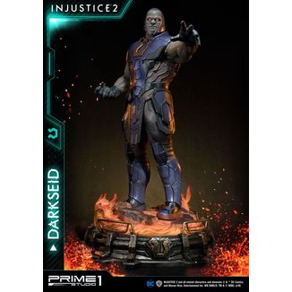 Darkseid Statue Injustice 2 DC Comics