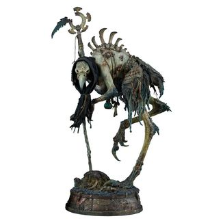 Poxxil the Scourge Estatue Court of the Dead Premium Format