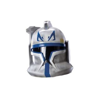 Star Wars Mask - The Clone Wars Clone Trooper Leader Rex Helmet