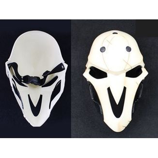 Máscara de resina Overwatch - Reaper