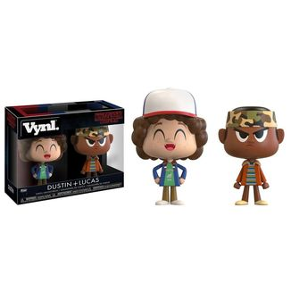 Figura Pack Stranger Things Dustin y Lucas VYNL