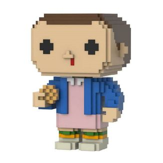 Figure Stranger Things Eleven with Eggos Funko POP! 8 bits