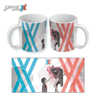 Darling in the Franxx Taza Careless