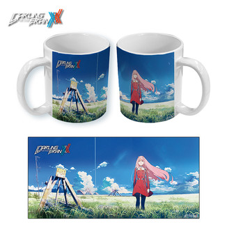 Darling in the Franxx Taza Field
