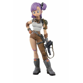 Figura Dragon Ball Bulma Figure Colosseum SCultures Ending Color ver