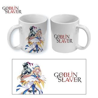 Taza Goblin Slayer Adventurers