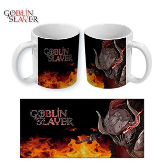 Goblin Slayer Mug Attack