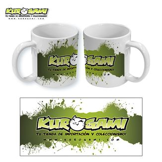 Kurogami Mug Splash