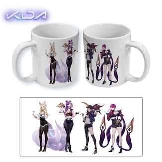 Taza League of Legends KDA Full Body