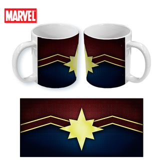 Marvel Comics Mug Captain Marvel