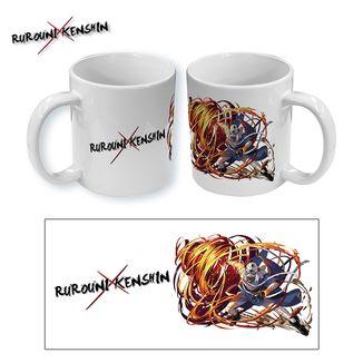 Rurouni Kenshin Mug Shishio Attack