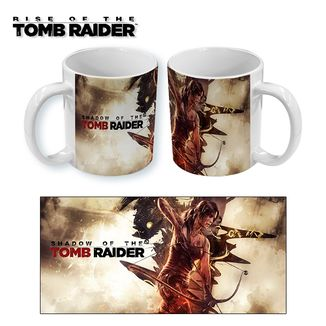 Taza Shadow of the Tomb Raider Bow