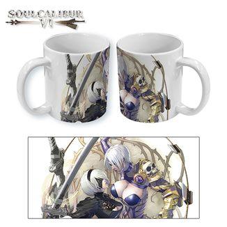 Soul Calibur 6 Mug 2B & Ivy