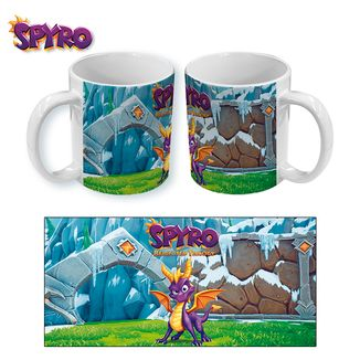 Spyro the Dragon Mug Reignited Trilogy