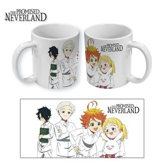 Taza The Promised Neverland Brothers