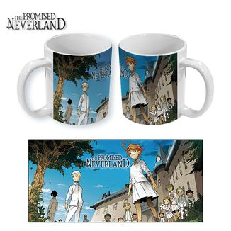 The Promised Neverland Mug Sky