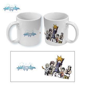 The World Ends With You Mug Group 02