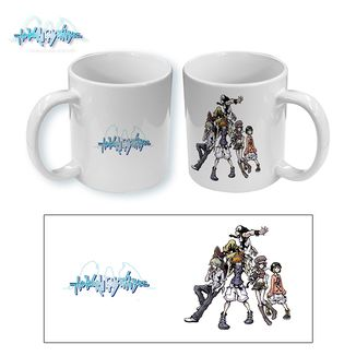 The World Ends With You Mug Group 03