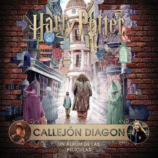 Harry Potter Callejón Diagon Un álbum de las películas