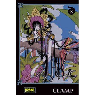 XXXHolic #08 Manga Oficial Norma Editorial
