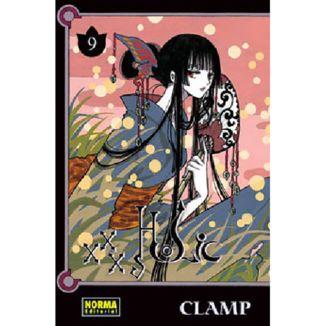 XXXHolic #09 Manga Oficial Norma Editorial