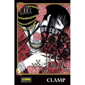 XXXHolic #11 Manga Oficial Norma Editorial