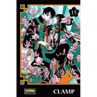 XXXHolic #15 Manga Oficial Norma Editorial