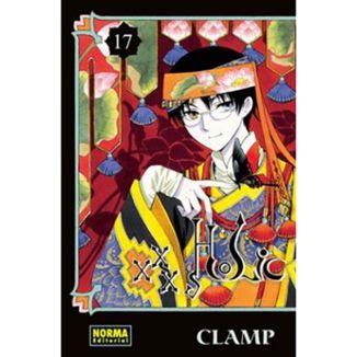 XXXHolic #17 Manga Oficial Norma Editorial