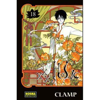 XXXHolic #18 Manga Oficial Norma Editorial