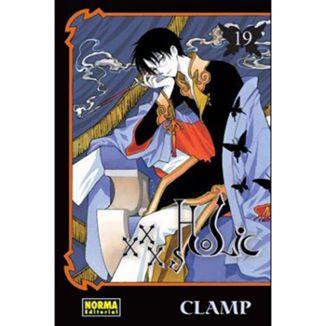 XXXHolic #19 Manga Oficial Norma Editorial