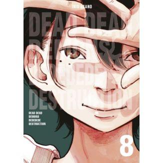 Dead Dead Demons Dededede Destruction #08 (Spanish) Manga Oficial Norma Editorial