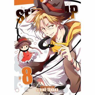 Servamp #08 Manga Oficial ECC Ediciones