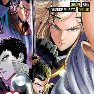 One Punch Man #20 Manga Oficial Ivrea