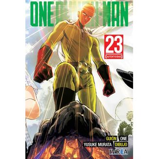 One Punch Man #23 (Spanish) Manga Oficial Ivrea