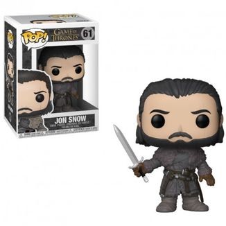 Funko Jon Snow beyond the wall Game of Thrones - Pop!