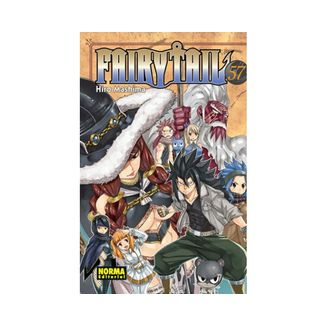 Fairy Tail #57 Manga Oficial Norma Editorial