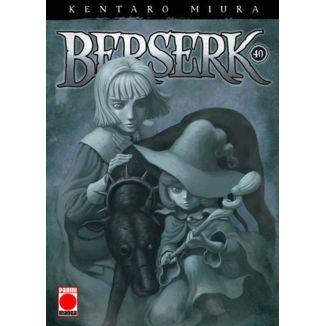 Berserk #40 Manga Oficial Panini Manga (Spanish)