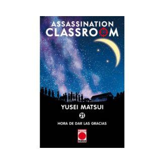 Assassination Classroom #21