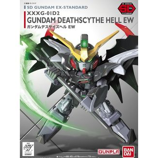 Gundam Deathscythe Hell EW Model Kit SD EX STD 012